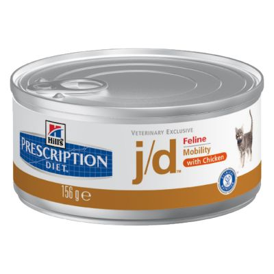 Hill's Prescription Diet Feline umido 24 x 156 g
