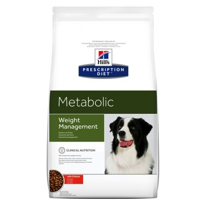 Hill´s Prescription Diet Metabolic Weight Management Hondenvoer met Kip