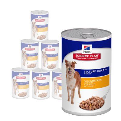 Hill's Science Plan Canine Mature 7+  con Pollo