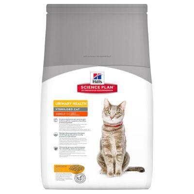 Hill´s Science Plan Feline Adult Urinary & Sterilised Pollo
