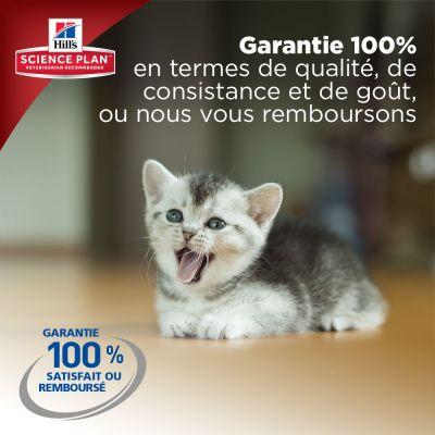 Hill's Science Plan Feline Kitten, thon pour chat