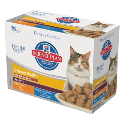 Hill´s Science Plan Feline Mixpaket