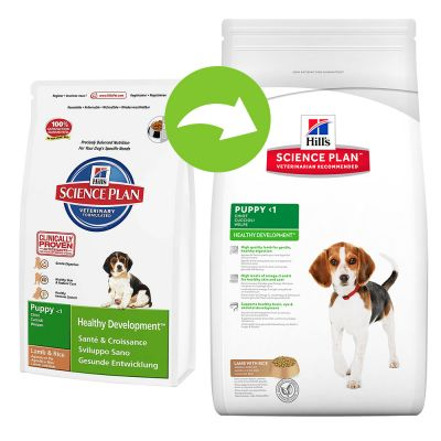 Wilderness Cat Food Coupons >> Hill's Science Plan Puppy Healthy Development Lamb & Rice