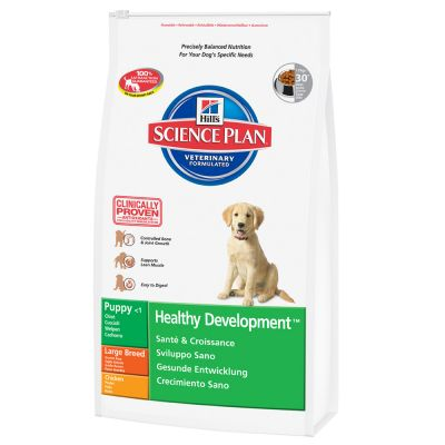 Hill's Science Plan Puppy Healthy Development Large - Kip