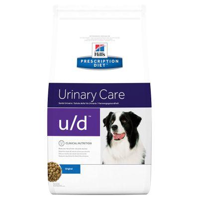 Hill's u/d Prescription Diet Canine secco