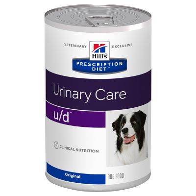 Hill's u/d Prescription Diet Canine umido