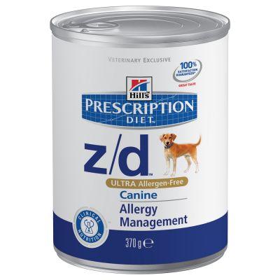 Hill's  z/d  Prescription Diet Canine umido