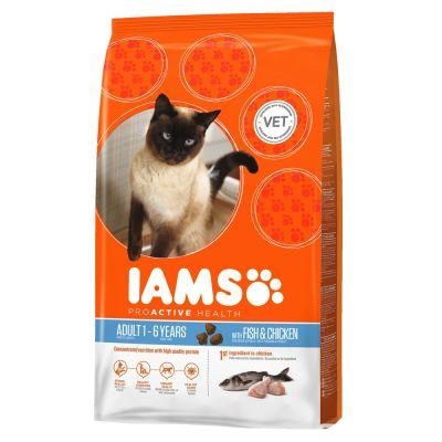 IAMS Pro Active Health Adult con pesce