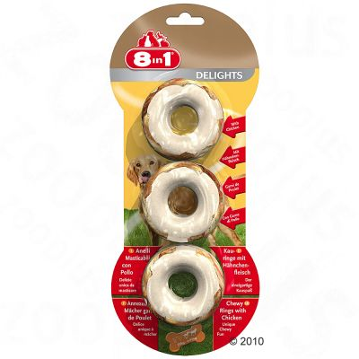 8in1 Delights Anelli