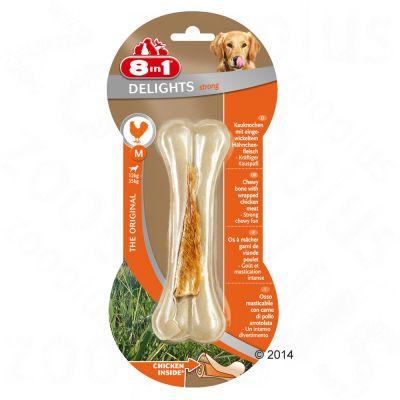 8in1 Delights Strong Ossi da masticare