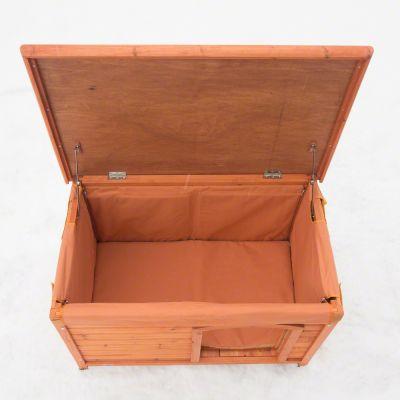 Isolamento cuccia Trixie Natura Classic tetto piatto