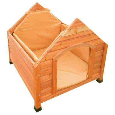 Isolamento cuccia Trixie Natura Cottage tetto spiovente
