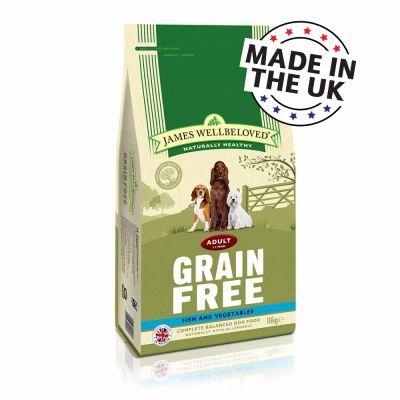 James Wellbeloved Cereal Free Dog Food Reviews