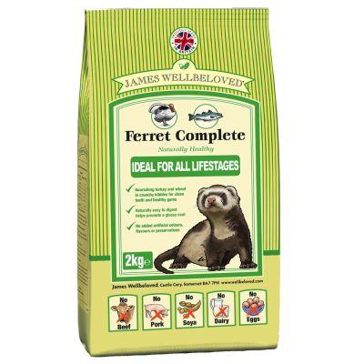 James Wellbeloved Ferret Complete