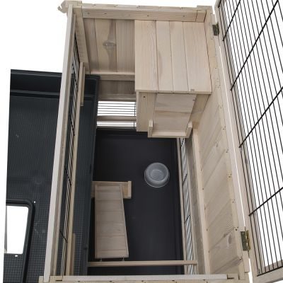 Jaula de madera Indoor Home