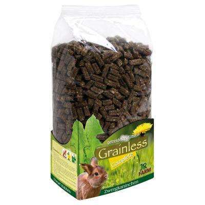 JR Farm Grainless Complete Dwergkonijnen