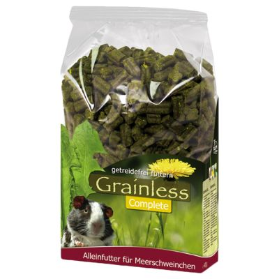JR Farm Grainless Complete pour cochon d'Inde