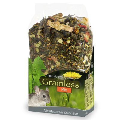 JR Grainless Mix Chinchilla