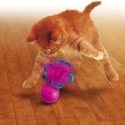 Juguete KONG Bat-a-bout Flower para gatos