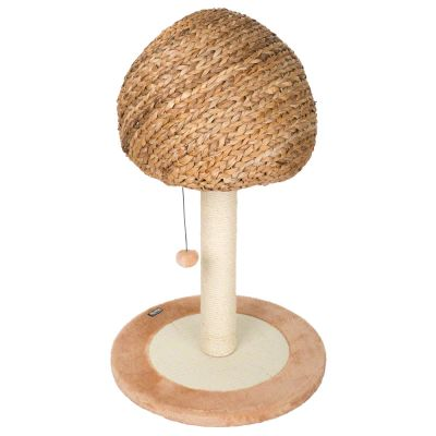 Karlie Banana Leaf Little Den Scratching Post
