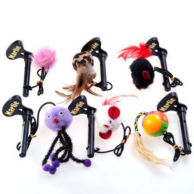 Karlie Cat Tree Fun Toys