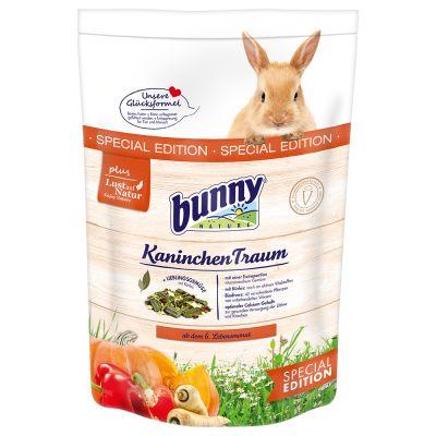 4 kg Bunny Sogno SPECIAL EDITION + 250 g Fieno di pascolo protetto