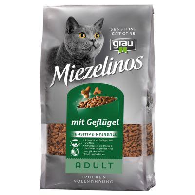 2,5 kg Grau Miezelinos + Zaino gratis!