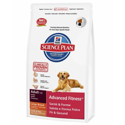 12 kg Hill's Canine + Trixie Gummiball gratis!