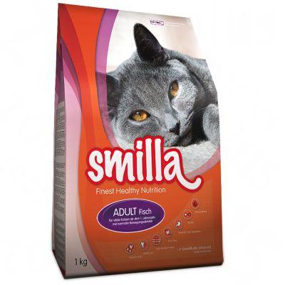 8kg Smilla Dry Cat Food + 2kg Free!*