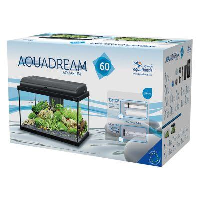 Kit aquarium Aquatlantis Aquadream 60