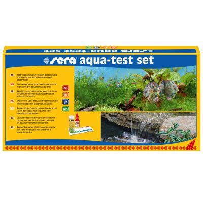 Kit de test de l'eau Sera aqua-test set