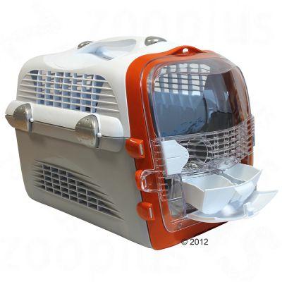 Knaagdierenbench Kunststof Pet Cargo Cabrio