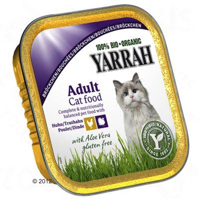 Korzystny pakiet Yarrah Bio kawałeczki w sosie, 12 x 100 g