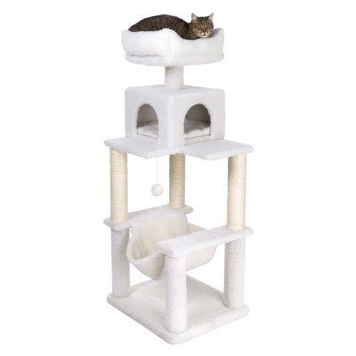 kratzbaum fluffy i g nstig kaufen bei zooplus. Black Bedroom Furniture Sets. Home Design Ideas