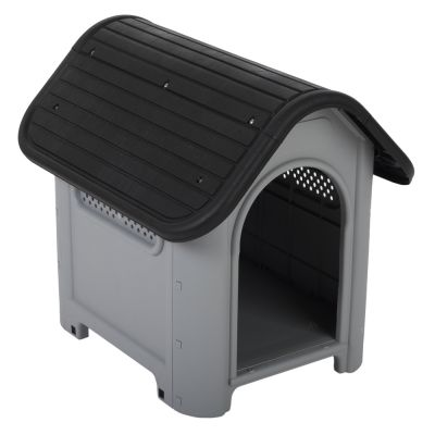 Kunststoffhundehütte Polly
