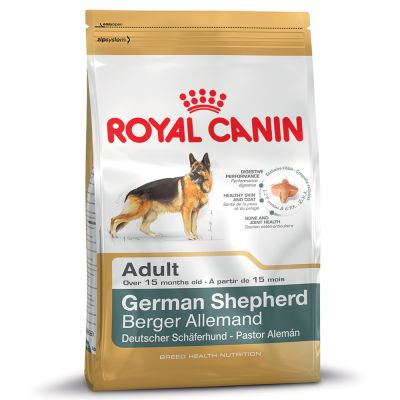 Large Bags Royal Canin Breed Dry Dog Food + 2/ 2.5kg Free!*