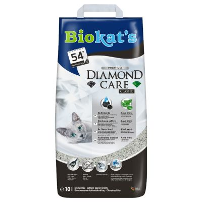 Lettiera Biokat's Diamond Care Classic