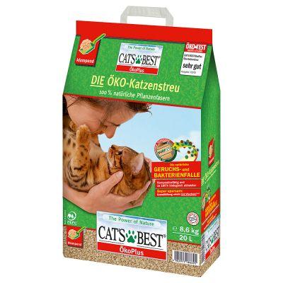 Lettiera Cat's Best Eco Plus - formato prova