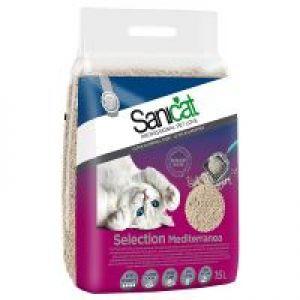 Lettiera Sanicat + 2 o 3 l gratis!