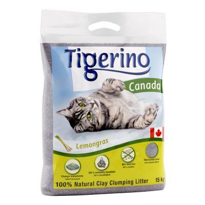 Lettiera Tigerino Canada - alla citronella