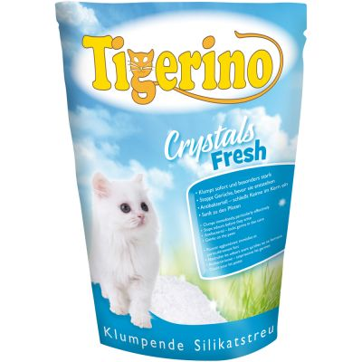 Lettiera Tigerino Crystals Fresh