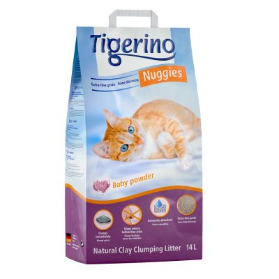 Lettiera Tigerino Nuggies