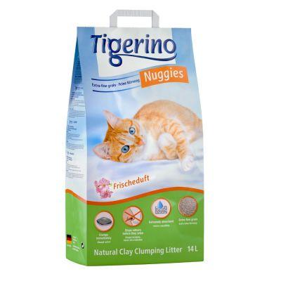 Lettiera Tigerino Nuggies Fresh