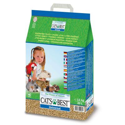 Lettiera vegetale Cat's Best Universal