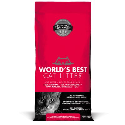 Lettiera World's Best Cat Litter Extra Strength