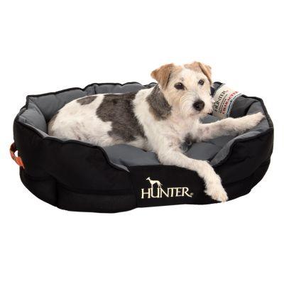 Letto per cani Hunter Grimstad, nero