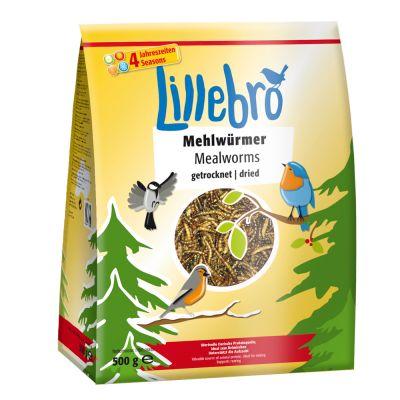 Lillebro Vers de farine séchés pour oiseaux