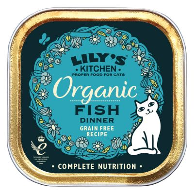Lily's Kitchen Organic Dinner Adult 19 x 85 g
