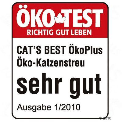 Litière Cat's Best Öko Plus pour chat