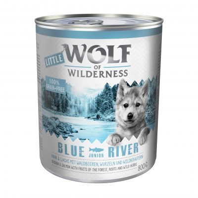 Little Wolf of Wilderness 24 x 800 g